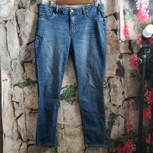 D.Jeans blue Skinny size 14